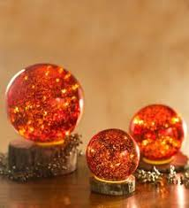 mercury glass ball lights golden mercury glass ball lights set of 3 room 1 pinterest