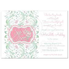 frog baby shower invitations pink and green baby shower invitations u2013 gangcraft net