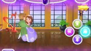 sofia game sofia disney princess games