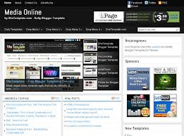 25 best free responsive blogger templates ever seo optimized