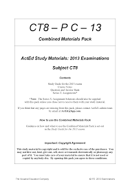 ct8 pc 13 documents