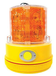 magnetic battery operated led lights warning safety lighting warning lighting vision safe safetyquip