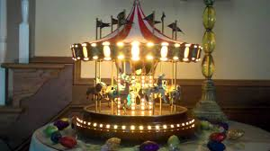 mr 75th anniversary carousel