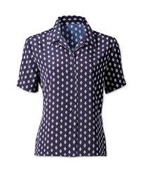 print blouse print blouse workwear alexandra