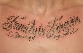 quotes on collarbone for family family