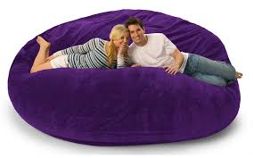 Lovesac Stock 8 Foot Lovesac Big One Foam Bag