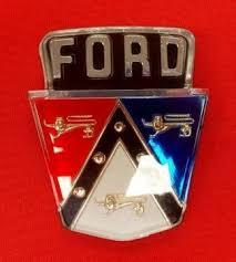 buy emblems for 1949 1951 shoebox fords