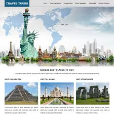 New York best travel agency images Jsr travel tours joomla agency templates jpg