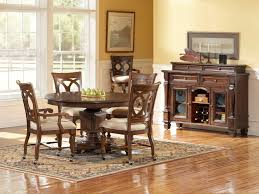 furniture 38 mission oak finish casual dining room table