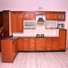 teak wood kitchen cabinets modular kitchen teak wood modular kitchen manufacturer from faridabad