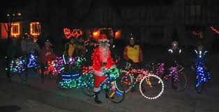 how to program christmas lights how to turn your bike into the hottest christmas lights display on