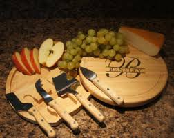 personalized cheese plate cheese board etsy