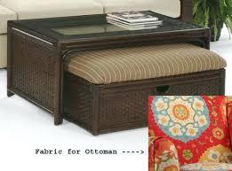 ottoman slipcover an ottoman tutorial green storage ottoman cube