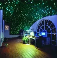Glow In The Dark Star Ceiling by Blue Color 100pcs 3d Home Wall Ceiling Glow In The Dark Stars With