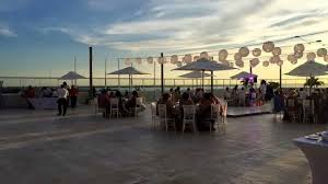 rock cancun wedding rooftop wedding reception picture of rock hotel cancun