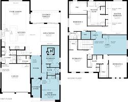 Multi Generational Floor Plans by Mosaic