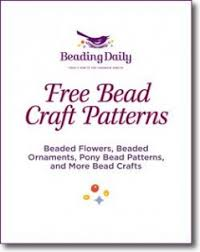 8 free patterns on bead crafts interweave