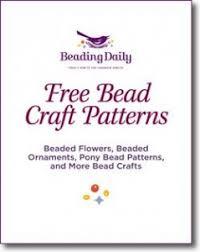 8 free patterns on bead crafts interweave