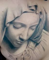 phrases tattoos for girls religious mary tattoos