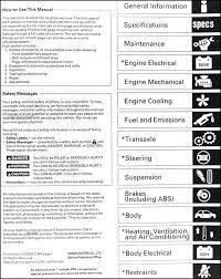 honda accord 2007 manual 2003 2007 honda accord repair shop manual original