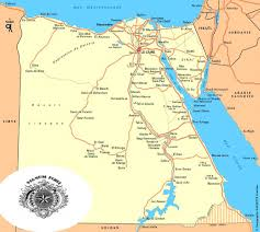 Blank Map Of Egypt by Www Mappi Net Maps Of Countries Egypt