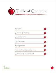 table of contents example 20 table of contents templates and