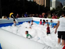 Houston Party Rentals Foam Party Pit Houston Party Rental