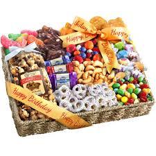 candy gift basket broadway basketeers impressions gift basket walmart