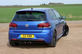volkswagen golf r 2010 2012 running costs parkers