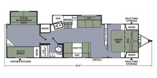 Everest Rv Floor Plans 2017 Coachmen Apex 300bhs Travel Trailer 0141 Wichita Rv In