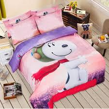 Snoopy Bed Set Snoopy Bedding 4 Jpg