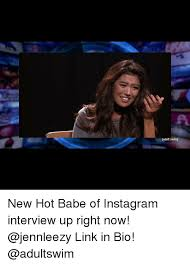 Adult Swim Meme - adult swim new hot babe of instagram interview up right now link in