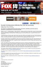 porcelain tub restorations industry interviews