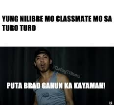 Tv Memes - cong tv memes yung nilibre mo classmate mo sa turo facebook