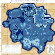 Destiny Maps Rune Factory Tides Of Destiny Map By Flanqer On Deviantart