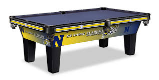 Academy Pool Table by New Jersey Collegiate Teams Pool Tables Olhausen Billiards Pool