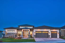 mountain home theater plan 95033rw stylish prairie mountain modern house plan