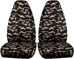 Camo Truck Accessories For Ford Ranger - camouflage car seat covers front semi custom tree digital army