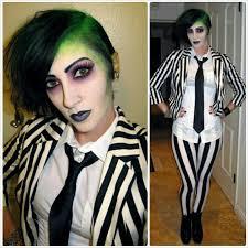 Black White Striped Halloween Costume 25 Beetlejuice Halloween Costume Ideas Female
