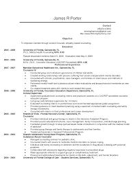 academic advisor resume sample sample mental health counselor resume free resume example and mental health counselor resume best template collection