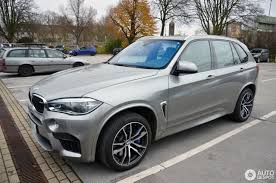 matte bmw x5 bmw x5 m f85 12 december 2017 autogespot