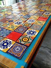 ceramic tile table top diy tile table top ceramic tile table top diy tile top dining table