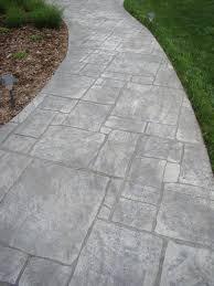 stamped concrete walkways stamped concrete walkway eldersburg md