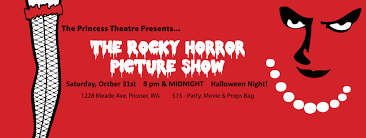 princess theatre rocky horror picture show