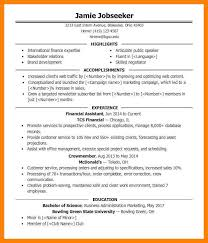undergraduate resume template resume template and professional