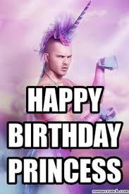 Princess Birthday Meme - image jpg w 400 c 1