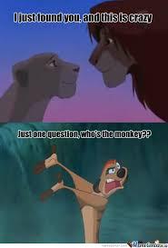 Lion King Meme - lion king by pnutcracker meme center