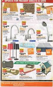 home depot black friday refrigerator home depot black friday 2012 ad scan