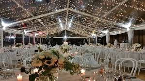 David Tutera Fairy Lights Stunning Clear Marquee Decorated With Fairy Lights Our Recent