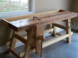 Easy Wood Workbench Plans by Best 25 Workbench Legs Ideas On Pinterest Small Garage Ideas
